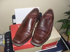 Zapatos De Cuero Pikolinos Marrón Oscuro. EU42. UK8.5 v.g.c.