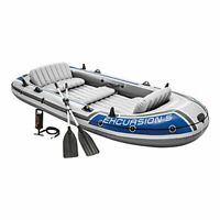2pcs Detachable Aluminum Alloy Kayak Paddles Outdoor Inflatable Boat Long Oars