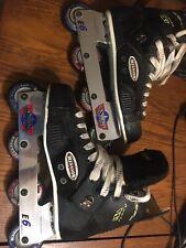 Mission Proto V Inline Roller Hockey Skates Size 11