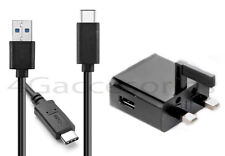USB Cable Samsung S8 and Plus Sync Data Transfer Main + USB Charger