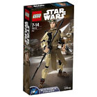 LEGO STAR WARS Rey Buildable Posable Figure 75113 | Brand New Sealed