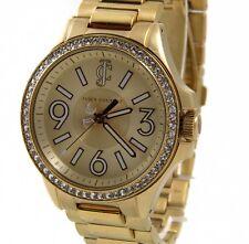 Juicy Couture Jetsetter Uhr 1900959 Damen Armbanduhr gold UVP*279,00 € >> NEU