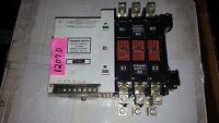 Generac 100 amp automatic transfer switch 600 / 480 VAC UL