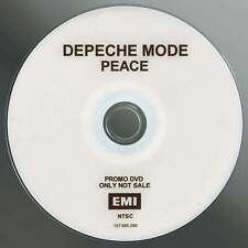 Depeche Mode Peace Music Video EMI Promo DVD PAL