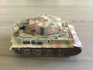Early King & Country WS015 German Normandy Camo Panzer Tiger I Heavy Tank 1/30