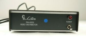 PIH-6002 Lilin Video Distributor PIH-6002 Lilin Video Amplifier Distributor