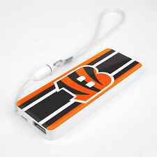 Cincinnati Bengals PowerBank Travel Charger - Cell Phone Portable Battery Pack
