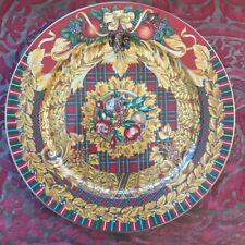 Rosenthal Versace 2006 Christmas Plate