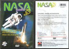 NASA 25 YEARS - DVD - VOL. 5 - CHALLENGER-DISASTER AND INVESTIGATION, NASA .....