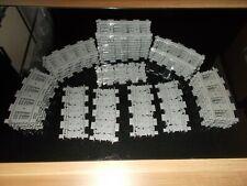 Lego City Chemin de Fer - RC - 35 Rails U. A. pour 60051,60052,60197,60198