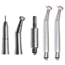 Dental Contrangulo Pieza de Mano Micromotor for KAVO +2X Turbina Luz LED 4H T1-P
