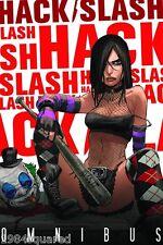 Hack Slash Omnibus Volume 1 GN Tim Seeley Cassie Chucky Crossover TV New NM