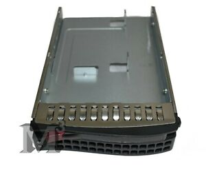"""Supermicro (Gen 4) 3.5"""" to 2.5"""" Converter Drive Tray (MCP-220-00043-0N)"""