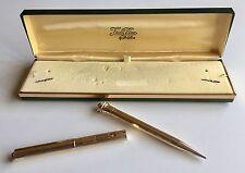 Rare Vintage WAHL Eversharp Pen & Pencil Set Gold Filled Solid 14K Nib #2