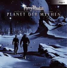 Perry Rhodan 04. Planet der Mythen. CD von Perry Rhodan Folge 27, Volker...