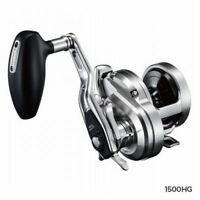 Shimano 17 OCEA JIGGER 1500-HG Baitcasting Reel for Jigging
