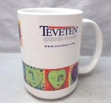 Unimed Teveten Drug rep advertising coffee mug
