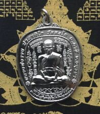 Bracelet Argent Tibétain Pendentifs Bouddha et Dragon Tibet Silver BJB0388 Neuf