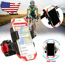 Universal Bicycle Motorcycle Bike Handlebar Mount Holder For Cell Phone GPS MP3