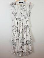 DECJUBA | Womens Floral Print Dress [ Size AU 10 or US 6 ]