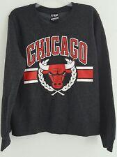 Official NBA Chicago Bulls Pullover Crewneck Sweatshirt L Pullover Jordan