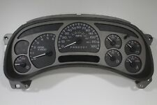 4Hh) 06 2006 Oem Factory Denali Gauge Instrument Speedometer Complete Cluster
