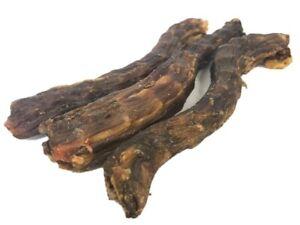 Dried Duck Necks Healthy Natural Dog Treat Chew Bulk Buy 1kg Bag Fast Free Post