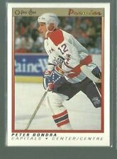 1990-91 OPC Premier #7 Peter Bondra RC (ref 61462)