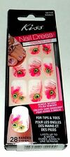 KISS Nail Dress Nail Stickers 28 Strips PUSH UP 56745 KDS21 New In Box