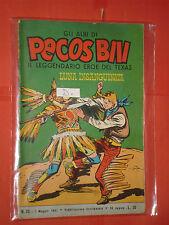 PECOS BILL-GLI ALBI-LIBRETTO MONDADORI-FASANI-N° 33-D-1961 + DISPONIBILI ALTRI N