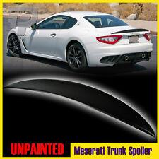 SHIP FROM LA~ Unpaint Maserati GranTurismo COUPE Sport MC Line Trunk Spoiler