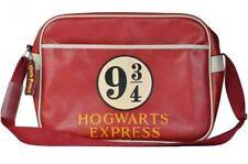 HARRY POTTER HOGWARTS EXPRESS 9 3/4 SHOULDER MESSENGER SPORT SCHOOL BAG BNWT