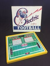 Vintage Jim Prentice Electric Football Game Board 57-F 50s mancave