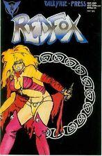 Redfox # 11 (female Barbarian) (UK, 1987)