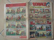 ► HARDI PRESENTE DONALD N°271 - 1952 - PIM PAM POUM - LUC BRADEFER - MANDRAKE