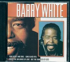 CD COMPIL 10 TITRES--BARRY WHITE--FOREVER GOLD