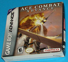 Ace Combat Advance - Game Boy Advance GBA Nintendo - USA