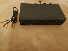 New listing Magnavox Dv220Mw9 Vhs Vcr Dvd Combo Player with new remote/ Av cables (Tested)