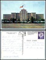 TEXAS Postcard - San Antonio, Brooke General Hospital N16