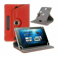 """Universal Full Cover Folding Leather Protect Stand Case For PC Tablet 7""""-10.1"""""""