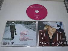 ALAN JACKSON/QUAND SOMEBODY LOVES YOU(ARISTA/BMG 07863 69335 2) CD ALBUM