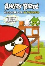 USED (GD) Angry Birds. El mega libro de actividades (Spanish Edition) by Rovio