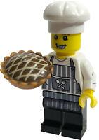 Brick Loot Exclusive Brick Baker Custom LEGO ® Minifigure LIMITED EDITION