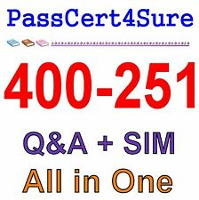 Cisco Best Practice Material For 400-251 Exam Q&A PDF+SIM
