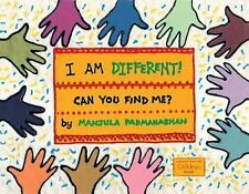 I Am Different! Can You Find Me?