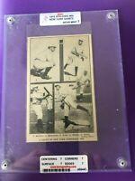 1915 Spalding Vintage Cracker Jack Era Slabbed/Graded NM 7 McGraw/Mathewson
