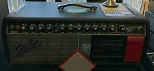 Fender Bassman 800 Bass Amplifier Head