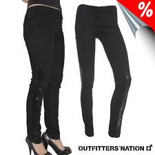 Jeansleggings von Outfitters Nation. Schwarz. NEU!!! %25SALE%25