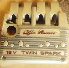 GENUINE ALFA ROMEO 147 16V TWIN SPARK ENGINE COVER FROM A 54 REG 1.6