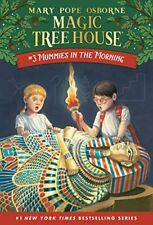 Mummies in Morning (The magic tree house),Mary Pope Osborne